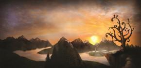 FreddeGredde Brighter Skies Wallpaper