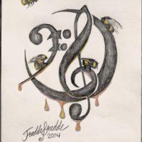 FG logo bumblebees