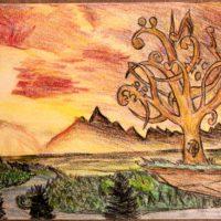 FG Tree in color