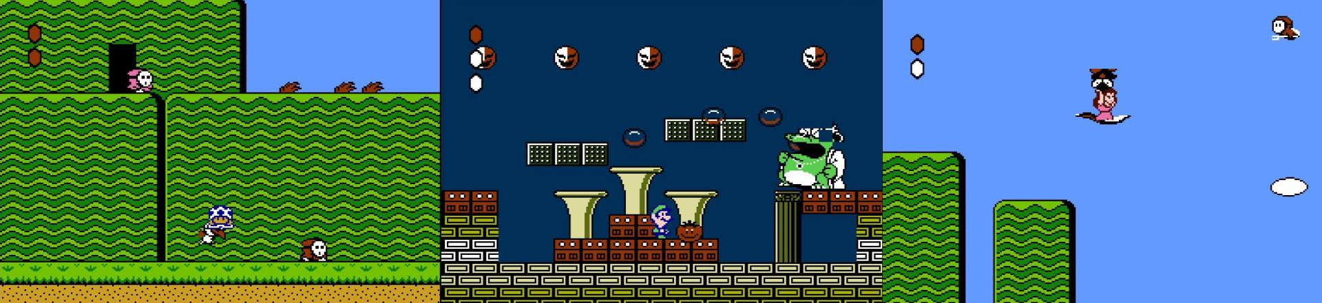 11 Super Mario Bros 2