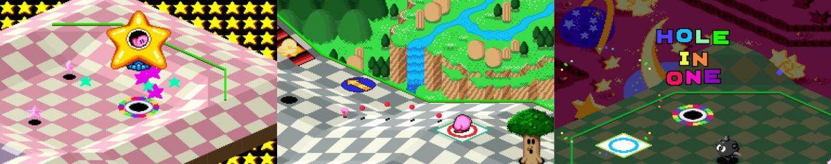 39 Kirbys Dream Course