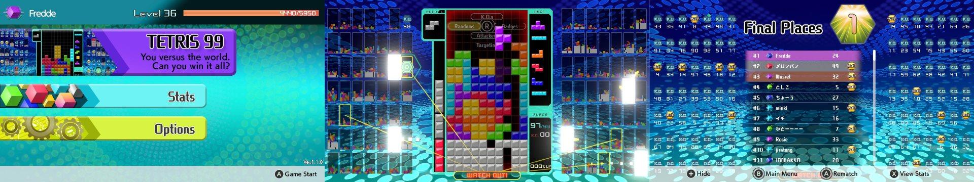 7 tetris99