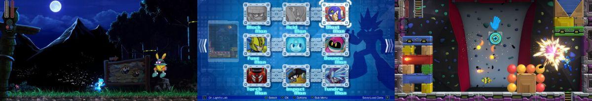 10 Mega Man 11