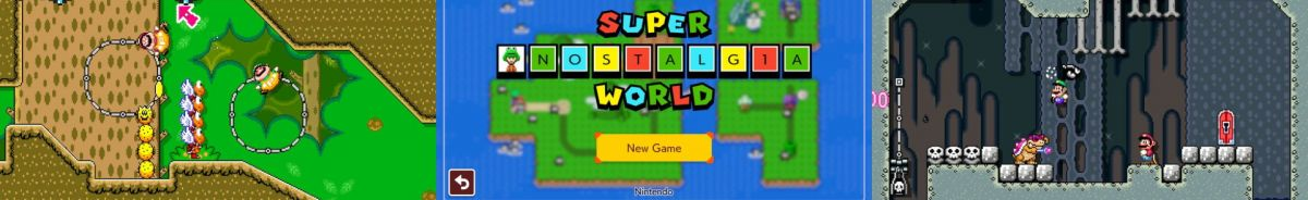 25 super nostalgia world